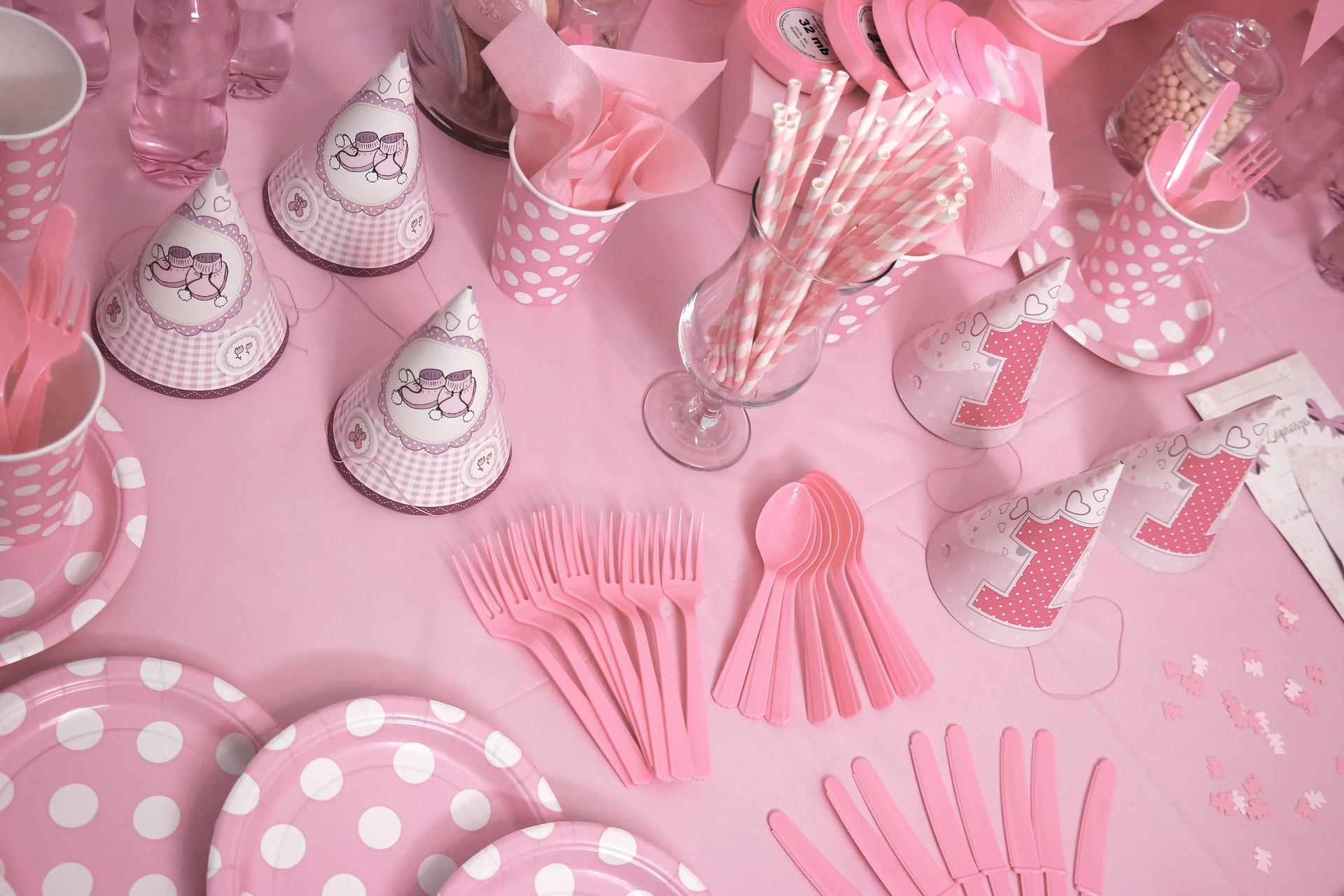 Cumpleaños rosa