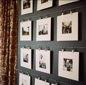 fotos con pinzas