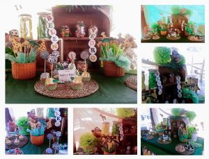Candy Bar Selva