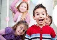 ejercicios con globos para niños