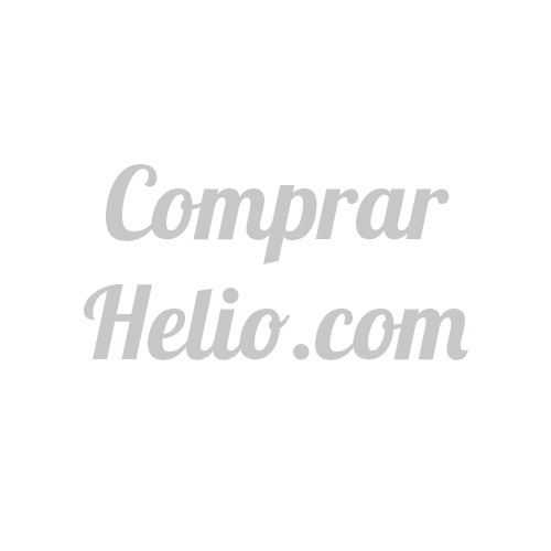 Pack 2 Bombonas de helio Maxi + 100 Globos Naranja y Negro