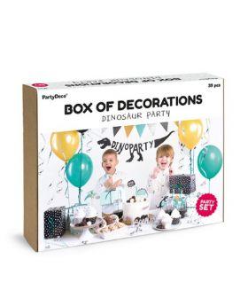 Box Decoración Dinosaurios