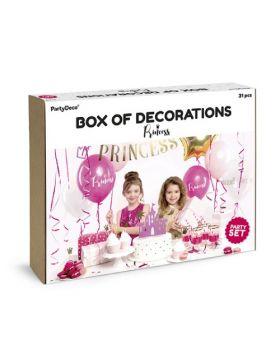 Box Decoración Princesas
