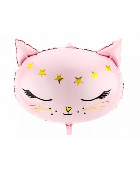 globo foil gato