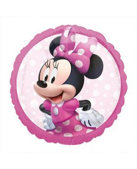 globo foil metálico dibujos Minnie de Anagram