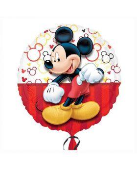globo foil metalico cumpleaños Mickey Mouse Anagram