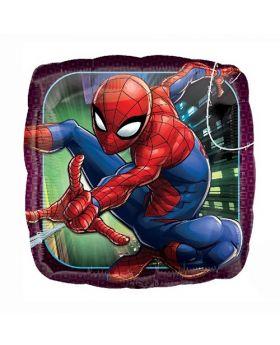 Globo foil metalico de Spiderman