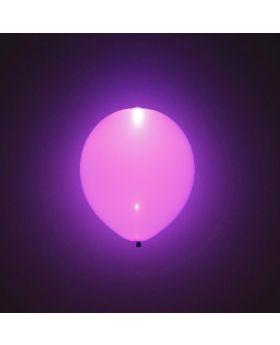 Bolsa 5 globos DECO luminosos LED Illooms® 30cm Oro