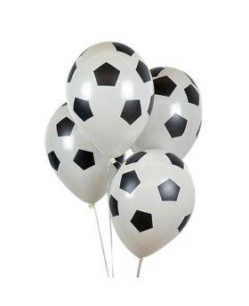 pack 10 globos futbol
