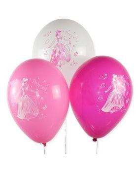 pack 10 globos princesas