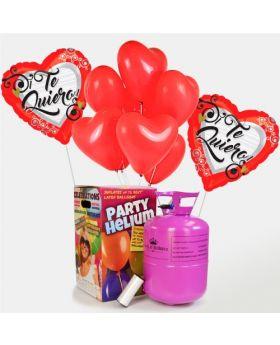 Pack San Valentín Te Quiero Rojo