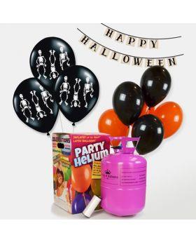 Pack Helio Maxi Halloween Esqueletos