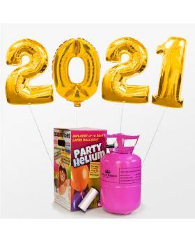 Pack Mini Feliz 2020 Oro